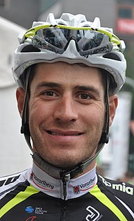 Sérgio Sousa Portuguese bicycle racer
