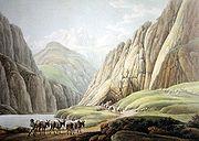 Säumerkolonne 1790