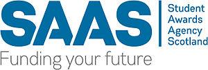 Student Awards Agency for Scotland - Image: SAAS Logo