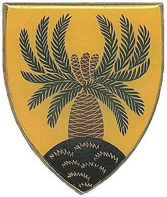 4 South African Infantry Battalion - SANDF 4 SAI emblem