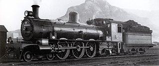 South African Class 5A 4-6-2