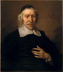Portrait de Isaac Commelin