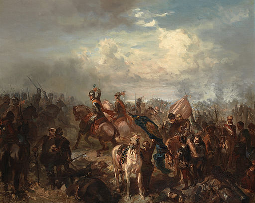 SA 788-Anno 1600. De slag bij Nieuwpoort