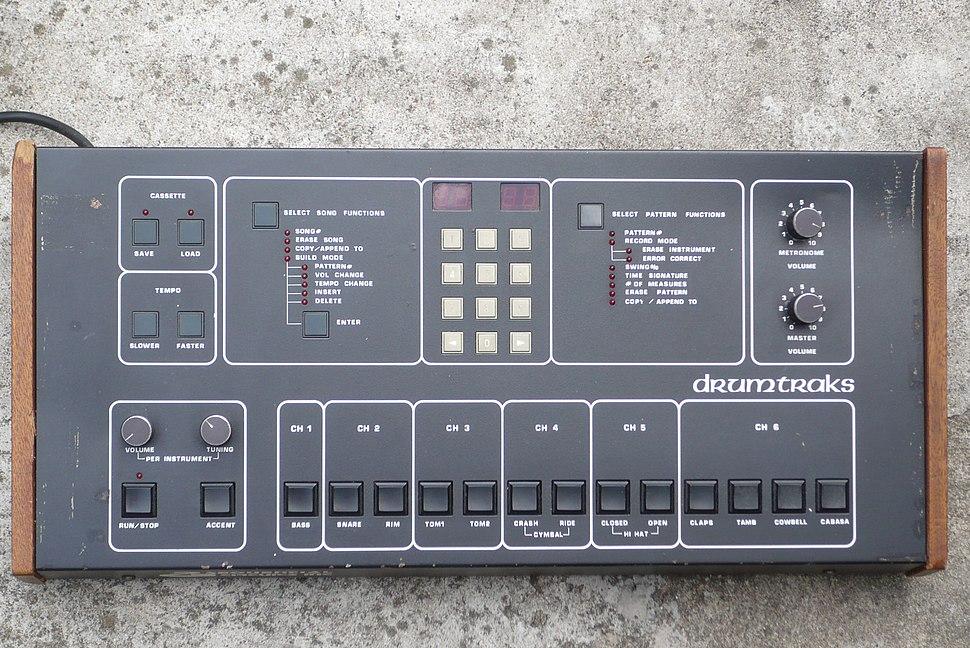 SCI model 400 drumtraks