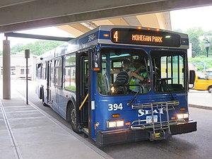 Southeast Area Transit - Image: SEAT 394