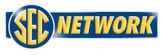 SEC TV - Previous logo as SEC Network used until 2013