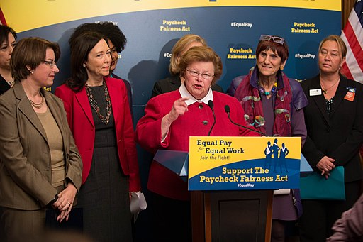 SENATE AND HOUSE DEMOCRATS ALONG WITH ADVOCACY GROUPS TO URGE SENATE PASSAGE OF PAYCHECK FAIRNESS AC (13563520594)