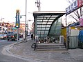 SMRT Seoul Line 6 Hyochang Park Station Entrance No.4.jpg