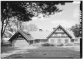 SOUTH SIDE ELEVATION - High Gate Carriage House, 801 Fairmont Avenue, Fairmont, Marion County, WV HABS WVA,25-FAIR,4-14.tif