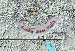 Bannock War - Snake River Plain