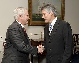 Stephen Smith (Australian politician) - Image: SS2008 2