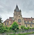 Saarbrücken-Burbach, Herz Jesu (Außenansicht) (11).jpg