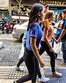 Sabana Grande Caracas Gente Foto de Vicente Quintero mayo 2018 05.jpg