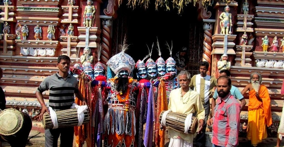 Sahi Yatra of Puri, Odisha