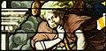 Saint-Chapelle de Vincennes - Baie 0 - Ange sonnant de la trompette (bgw17 0386).jpg