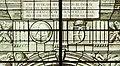 Saint-Chapelle de Vincennes - Baie 3 - Inscription et monogramme dans un décor d'architecture (bgw17 0816).jpg