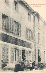 Hotel Saint Christo En Jarez