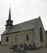 Saint-Gondran (35) Église 01.jpg