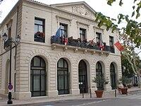 Saint-andrédesangonis mairie.JPG