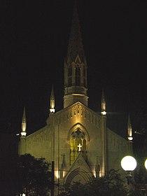 Saint Vincent Ferrer Church - Godoy Cruz - Mendoza.JPG
