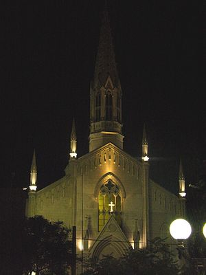 Saint Vincent Ferrer Church - Godoy Cruz - Mendoza.JPG