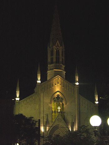 Saint Vincent Ferrer Church - Godoy Cruz - Mendoza