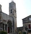 Saint gilles du gard abbatiale bell tower.jpg