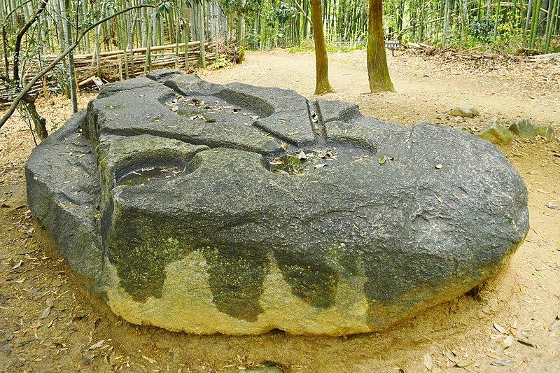 酒船石遺跡 酒船石