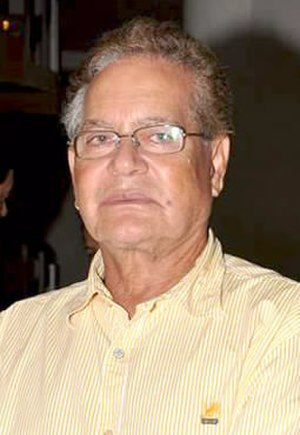 Filmfare Award for Best Screenplay - Image: Salim Khan