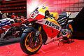 Salon de la Moto et du Scooter de Paris 2013 - Honda - Moto GP 2013 - Marc Márquez - 003.jpg