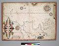 Salvator Oliva. Western coast of Europe and northwest Africa. HM 2515. PORTOLAN ATLAS. Marseilles, 1619.jpg