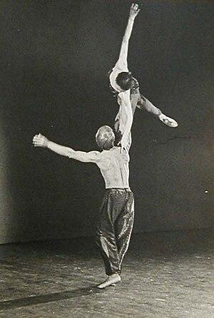Galina Samsova - Galina Samsova and David Adams in Corsaire