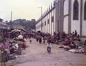 San Pedro Sacatepéquez, Guatemala