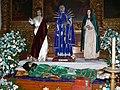 San Cristobal Kathedrale - Grab Christi.jpg