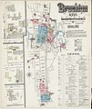 Sanborn Fire Insurance Map from Brockton, Plymouth County, Massachusetts. LOC sanborn03698 001-1.jpg
