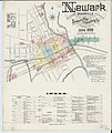 Sanborn Fire Insurance Map from Newark, Licking County, Ohio. LOC sanborn06820 002-1.jpg