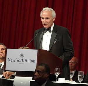Sandy Koufax - Koufax at the 2014 BBWAA dinner