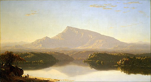 Sanford Robinson Gifford - Wilderness - Google Art Project