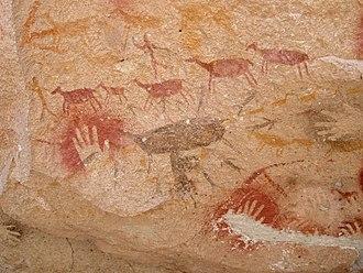 Cueva de las Manos - Image: Santa Cruz Cueva Manos P2210063b