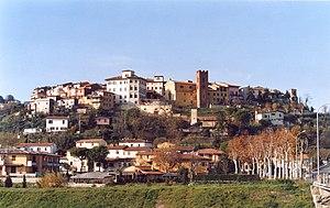 Santa Maria a Monte - Image: Santa Maria a Monte 2