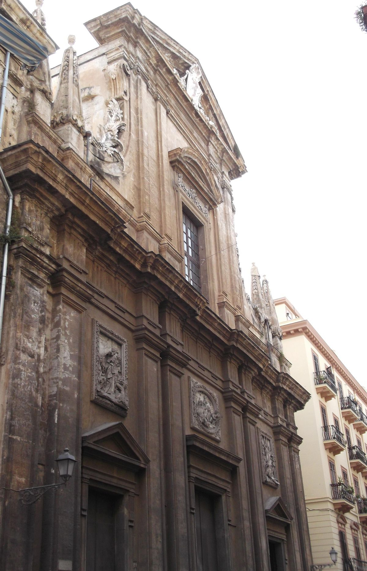 Santa Ninfa Dei Crociferi Wikipedia