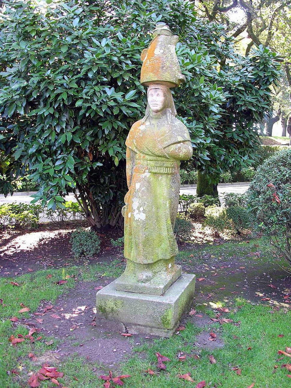 Santiago leiteira estatua GDFL1a