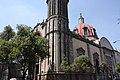 """Santuario Parroquial de Nuestra Señora del Carmen """"La Sabatina"""", Col. San Miguel Chapultepec. Del. Miguel Hidalgo, Ciudad de México, México.jpg"""