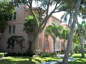 Frances-Carlton Apartments - Image: Sarasota FL Downtown HD Frances Carlton Apts 01