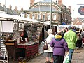 Saturday market in the High Street - geograph.org.uk - 678241.jpg