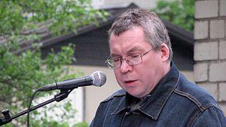 Peeter Sauter Estonian writer