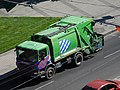 Scania garbage truck; Dnipro, Ukraine; 29.08.19.jpg