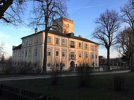 Harmannsdorf - Matricula Online