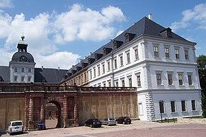 Saxe-Weissenfels - Neu-Augustusburg Castle, Weissenfels
