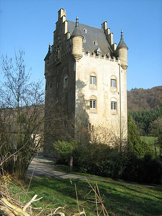Valley of the Seven Castles - Image: Schoenfels 3